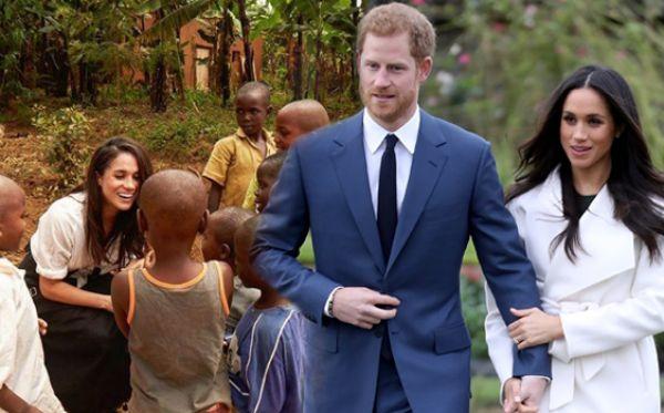 Meghan Markle Prince Harry เจ้าชายแฮร์รี่ เมแกน มาร์เกิ้ล
