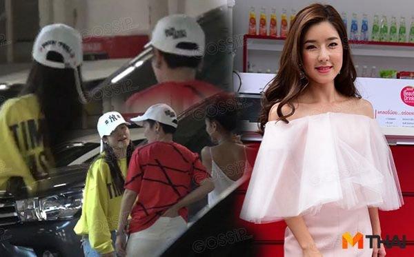 ข่าวบันเทิง จียอน ปาปารัซซี่ ลูกครึ่งเกาหลี สาวหล่อ อาณัตพล ศิริชุมแสง