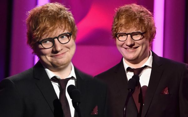 Ed Sheeran เอ็ด ชีแรน