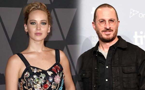 Darren Aronofsky Jennifer Lawrence ดาเรน อโรนอฟสกี้ เจนนิเฟอร์ ลอว์เรนซ์