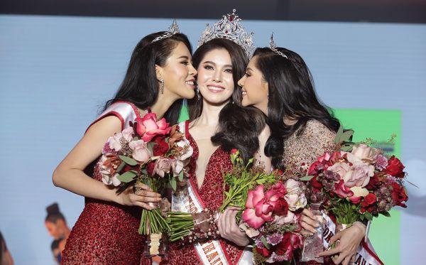 Miss International Thailand 2018 น้องสายเอี๊ยม กีรติกา มิสอินเตอร์เนชั่นแนล ไทยแลนด์ 2018