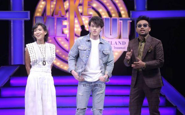 Take me out thailand เจฟฟี่ ชุติพนธ์