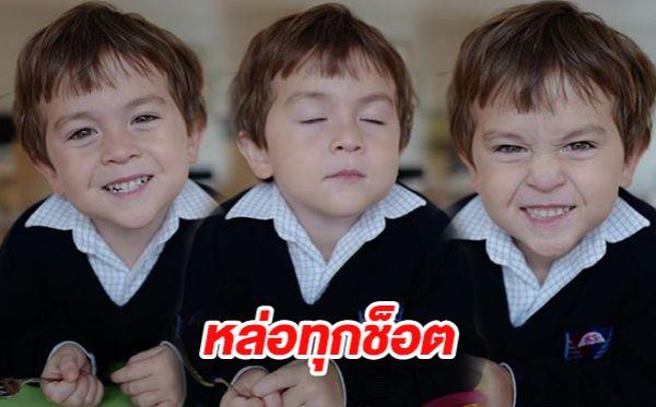 น้องลูก้า น้องลูก้า ลูกชายพอลล่า พอลล่า น้องลูก้า พอลล่า เทเลอร์