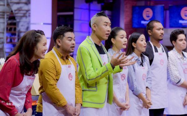 MasterChef Thailand Season3 ช่อง 7 HD ม.ล.ขวัญทิพย์ เทวกุล ม.ล.ภาสันต์ สวัสดิวัตน์ มาสเตอร์เชฟ ประเทศไทย มาสเตอร์เชฟ ประเทศไทย ซีซั่น 3 เชฟเอียน พงษ์ธวัช เฉลิมกิตติชัย