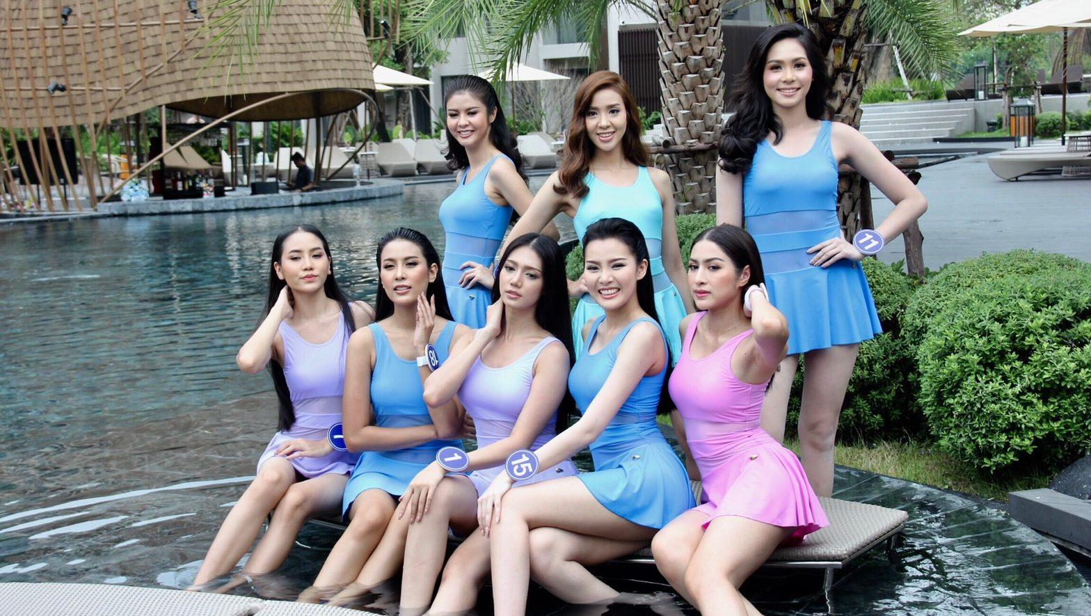 นางสาวไทย 2019