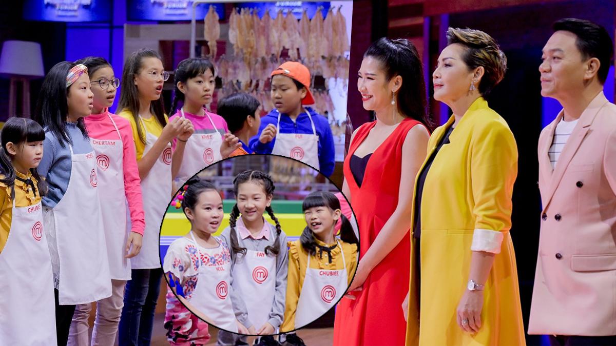 ช่อง7HD รายการ มาสเตอร์เชฟ จูเนียร์ ประเทศไทย ซีซั่น 2