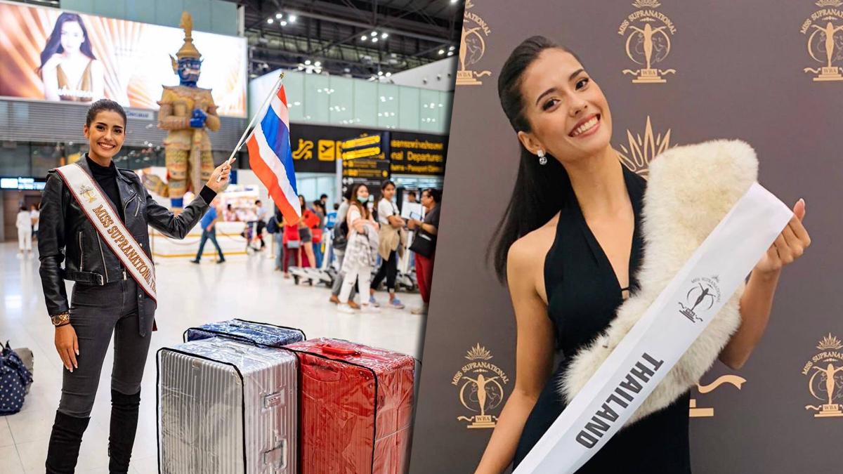 Miss Supranational 2019 Miss Supranational Thailand Miss Supranational Thailand 2019 แอนโทเนีย โพซิ้ว