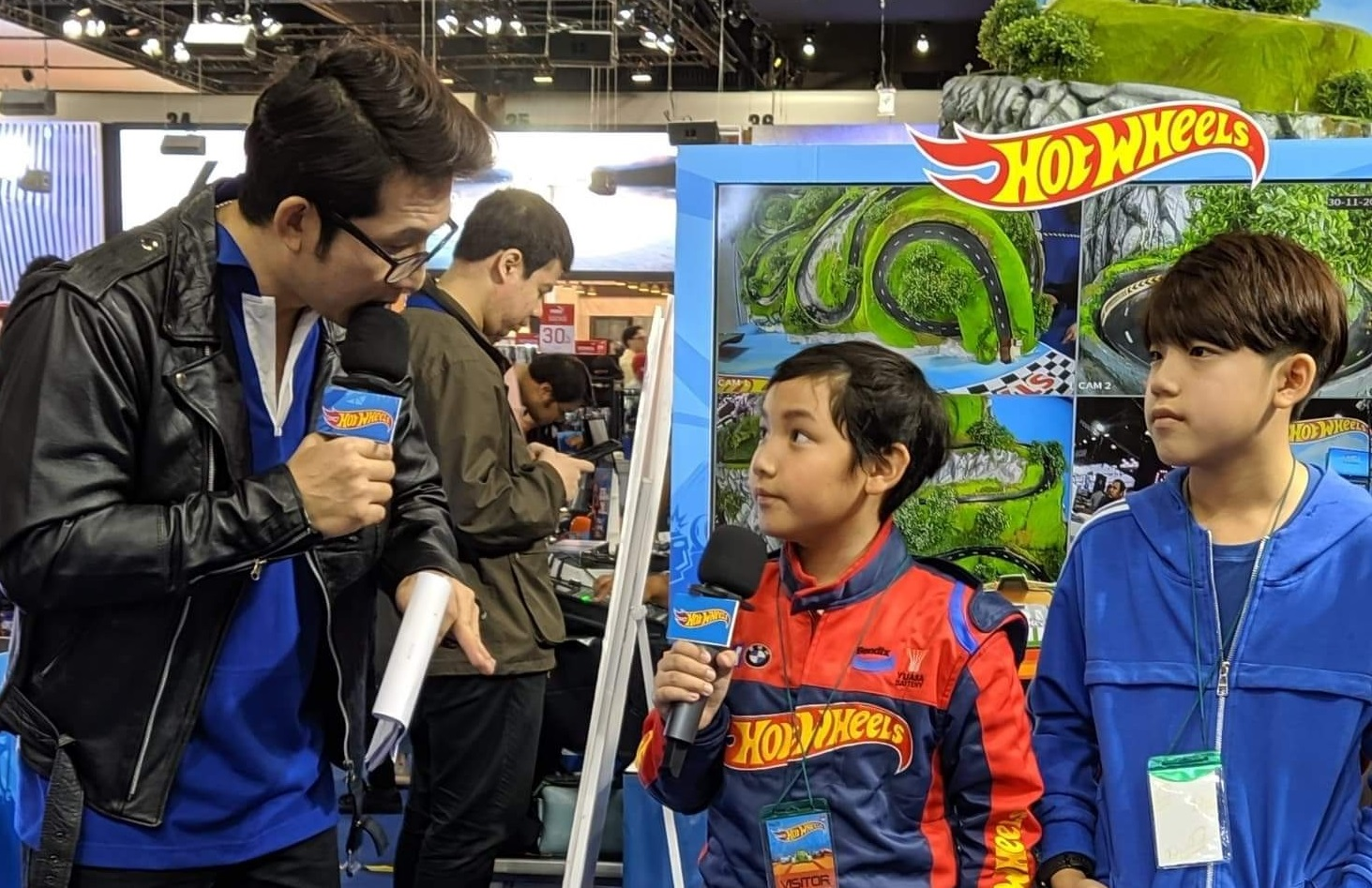 Hot Wheels Motor Expo 2019