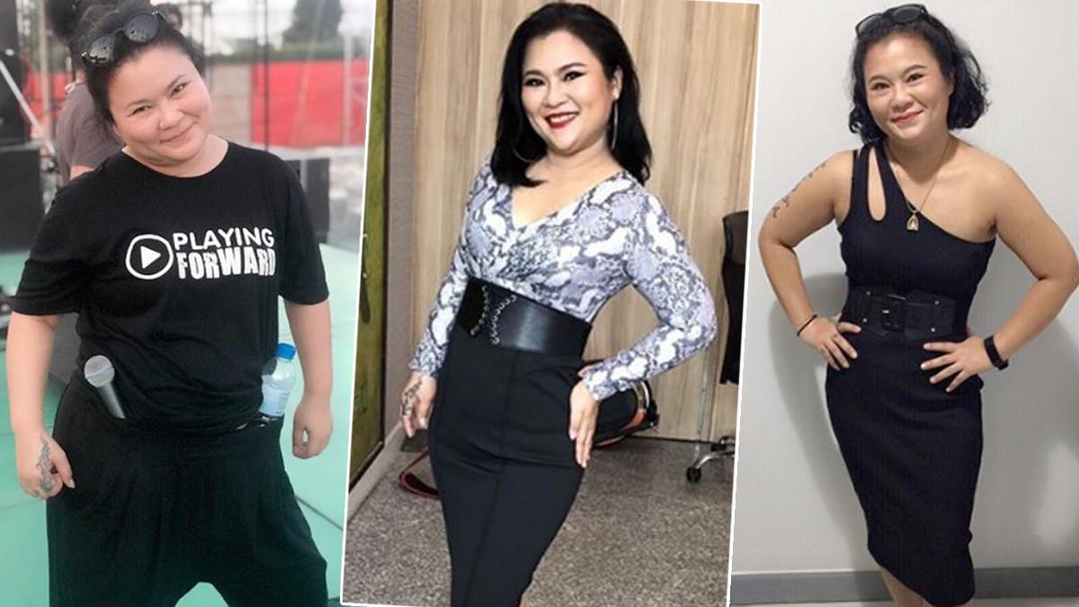 ดาราลดน้ำหนัก ลดน้ำหนัก สุขภาพดารา อิน บูโดกัน