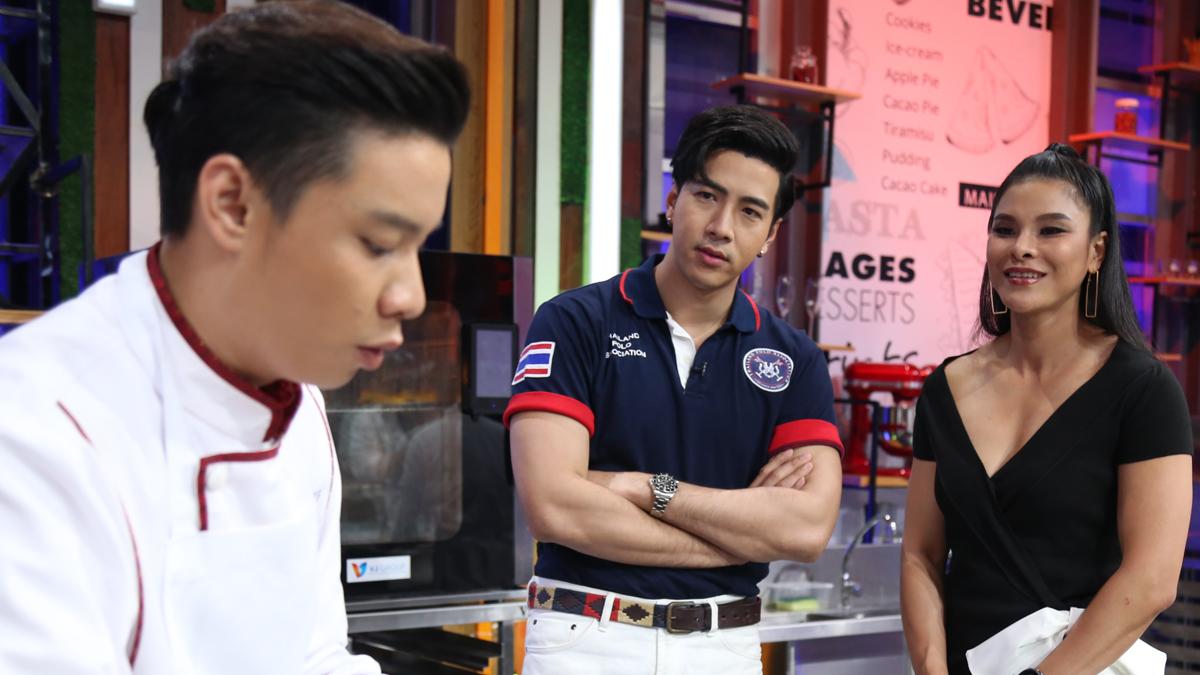 ช่องวัน31 รายการ TOP CHEF THAILAND ซีซั่น 3 โย่ง อาร์มแชร์