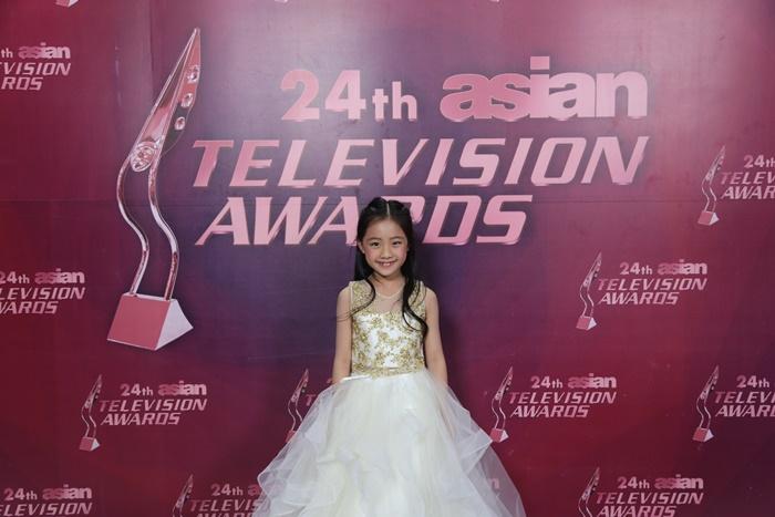ASIAN TELEVISION AWARDS ครั้งที่ 24 มากิ มาชิดา