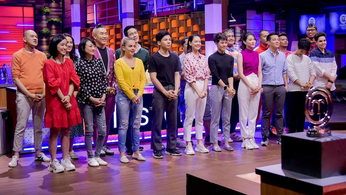 ช่อง 7 HD ม.ล.ภาสันต์ สวัสดิวัตน์ มาสเตอร์เชฟ ประเทศไทย มาสเตอร์เชฟ ออสตาร์ ประเทศไทย เชฟป้อม ม.ล.ขวัญทิพย์ เชฟเอียน พงษ์ธวัช