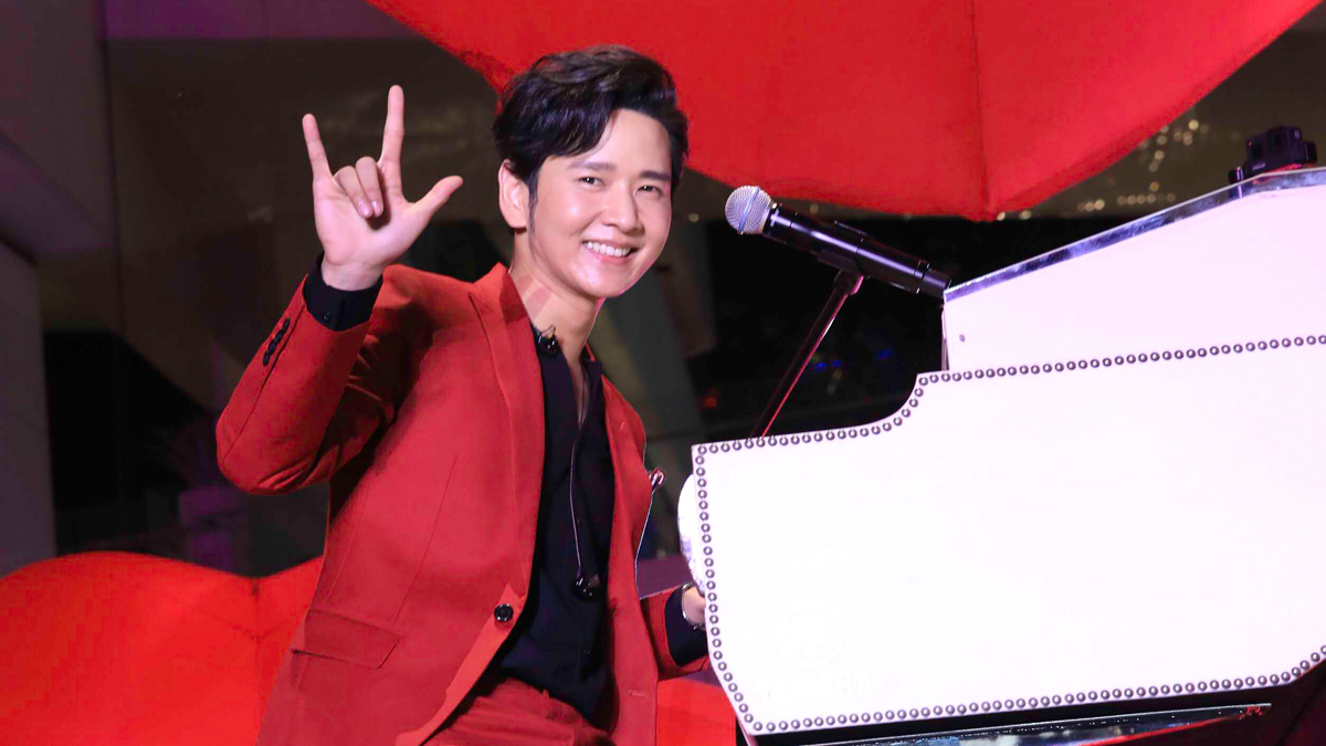 The Mall Group Heal The World with LOVE โต๋ ศักดิ์สิทธิ์