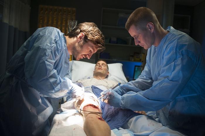 MONOMAX Night Shift Season 1 ทีมแพทย์สยบคืนวิกฤติ ปี 1 ออย แมกเคน