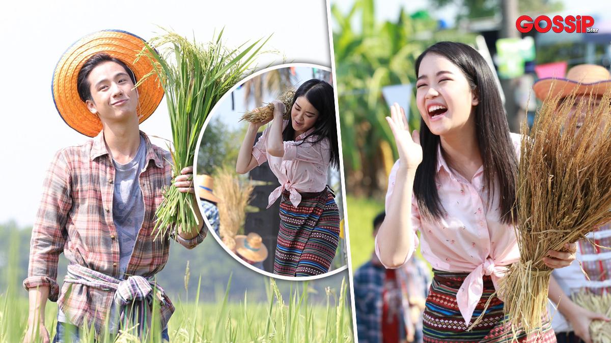 ปีโป้ ณัชพัณณ์ มงกุฎดอกหญ้า เซียงเซียง พรสรวง
