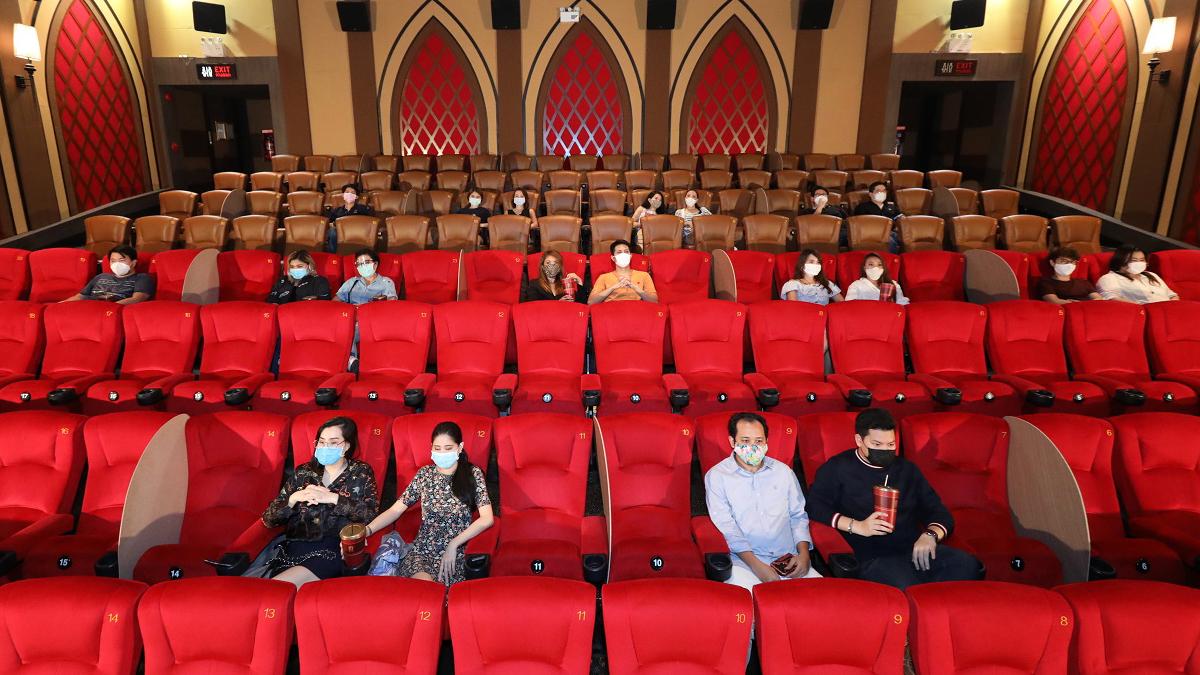 เปิดโรงหนัง เมเจอร์ เมเจอร์ ซีนีเพล็กซ์ เมเจอร์ ซีนีเพล็กซ์ กรุ้ป โรงหนังเปิด