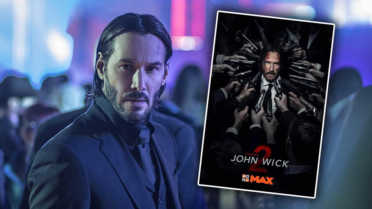 John Wick John Wick จอห์น วิค แรงกว่านรก MONOMAX คีอานู รีฟส์