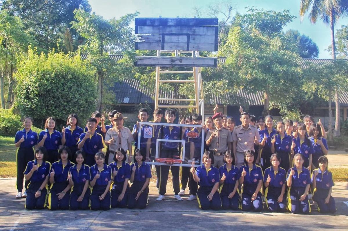 Basketball Mono Basketball Dream ปลุกฝันยัดห่วงเยาวชนไทย MONO GROUP