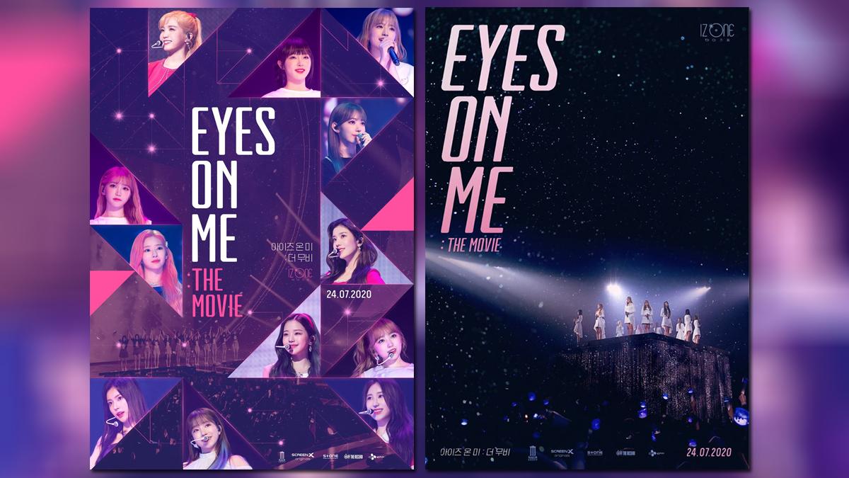 Eyes On Me : The Movie IZ*ONE