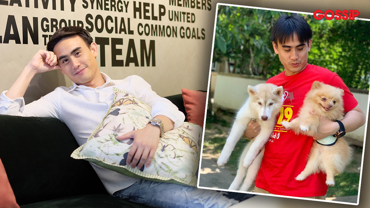 MONO29 ข่าวเช้า Good Morning Thailand ต๊ะ พิภู ผู้ประกาศข่าว สุนัข
