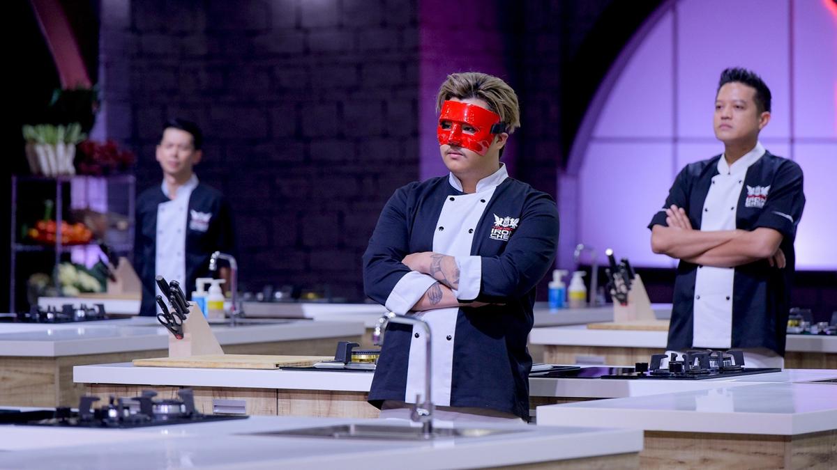 THE NEXT IRON CHEF THE NEXT IRON CHEF Season 2 ศึกค้นหาเชฟกระทะเหล็ก