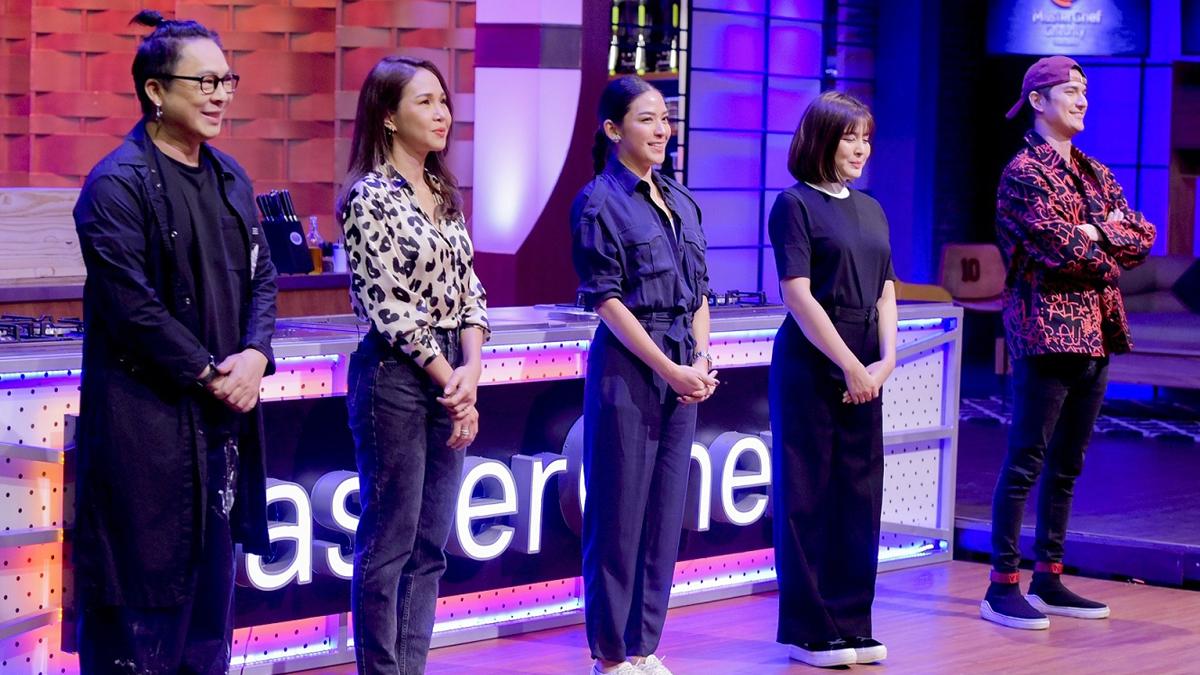 MasterChef Celebrity Thailand ชิน ชินวุฒ น้ำหวาน พิมรา ปุ๊กกี้-ปวีณ์นุช หนูนา หนึ่งธิดา ไก่-สมพล