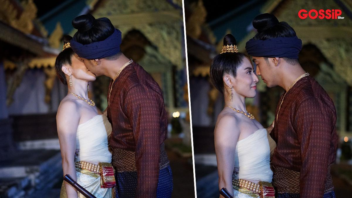 จูบ พิงกี้ สาวิกา ไชยเดช ละคร ขุมทรัพย์ลำโขง อาร์ต พศุตม์