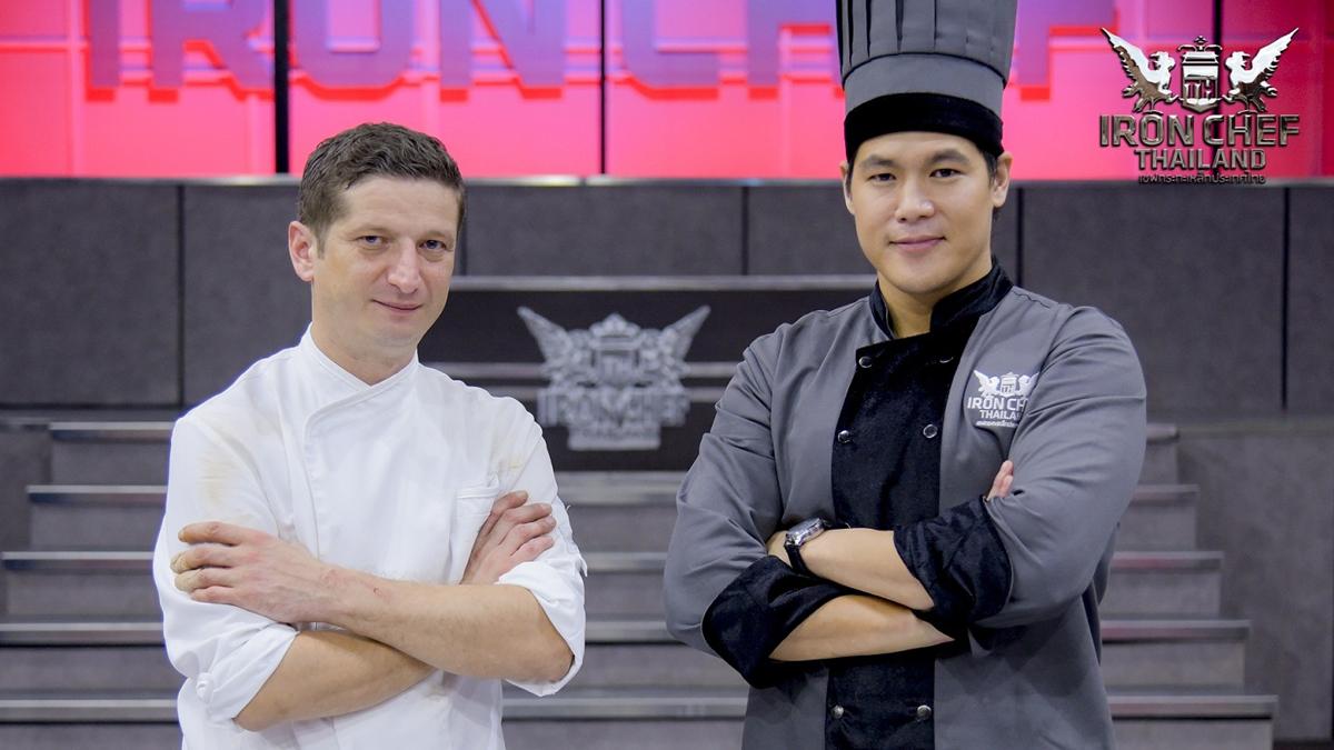 iron chef thailand เชฟกระทะเหล็ก