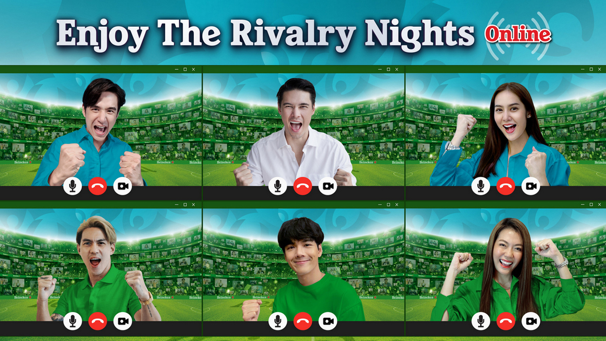 Enjoy the Rivalry Nights Online นิกกี้ ณฉัตร นิว ชัยพล มะนาว ศรศิลป์ แท่ง ศักดิ์สิทธิ์ แมทธิว ดีน