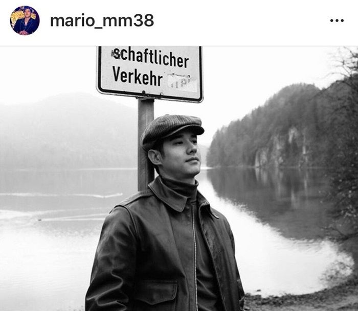 มาริโอ้ เมาเร่อ